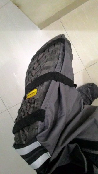Respiro Boot Cover No Sole