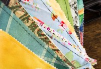 lots of lovely fabric