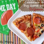 Game Time with DiGiorno #GameTimeGoodies