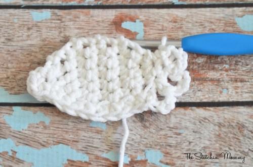 Crochet Fox Hat