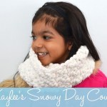 Kaylee's Snowy Day Cowl