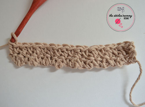 Let's Learn a New Crochet Stitch Pattern Kitchen Crochet Edition -Seed Stitch Tutorial and Dishcloth Pattern   www.thestitchinmommy.com