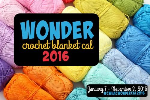 Wonder Crochet Blanket CAL Part 17