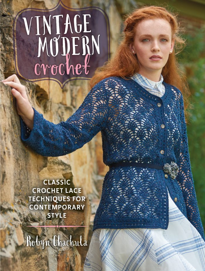 Vintage Modern Crochet by Robyn Chachula - Book Review and Pattern Excerpt | www.thestitchinmommy.com