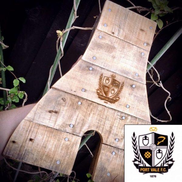Port Vale FC Bottleoven Garden Planter