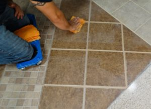tile grout cleaning sealing course