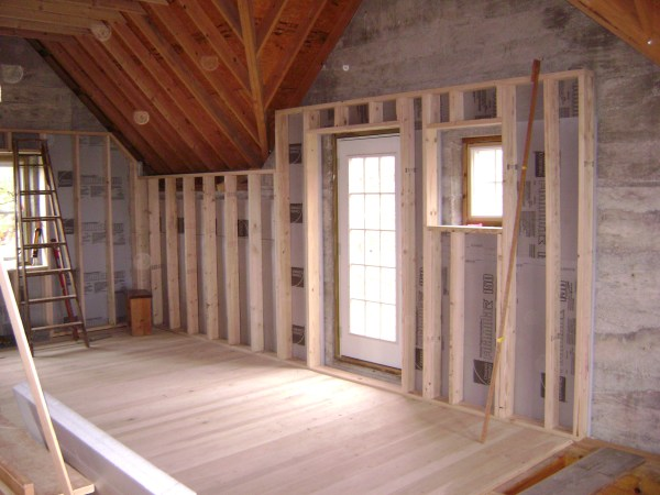 Slipform Stone Building And House Project