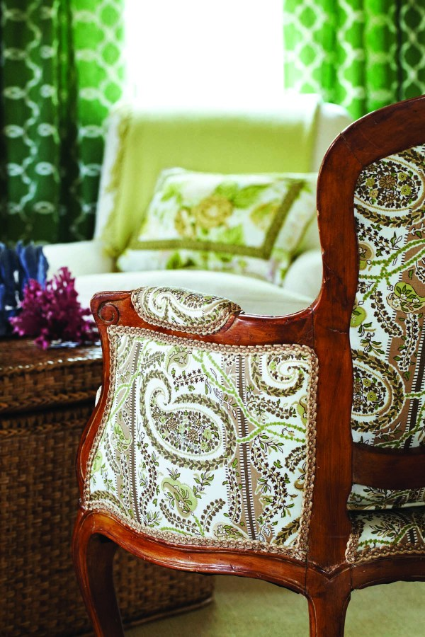 Charlotte Moss Fabric Designs