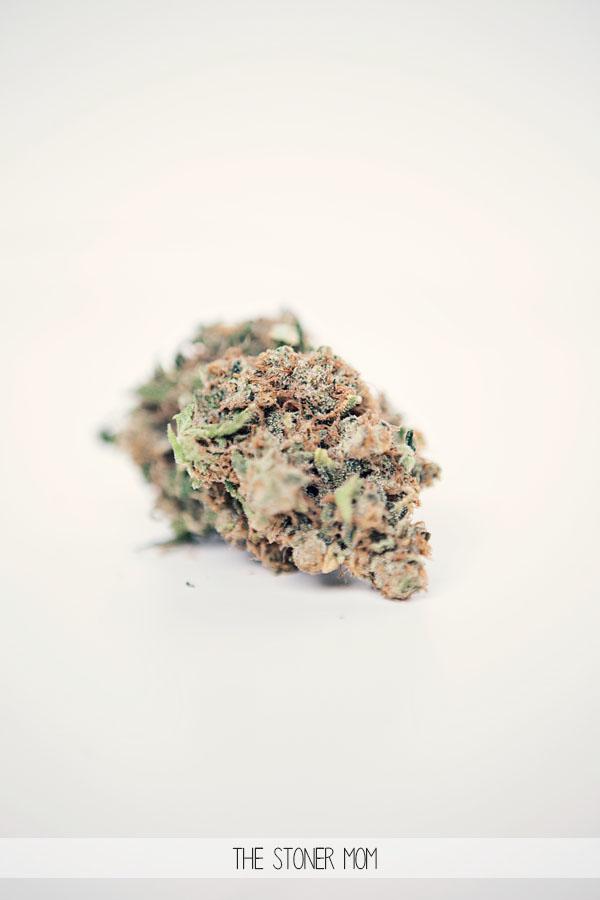 """Marijuana strain """"snowcap"""""""