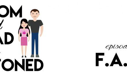 MADAS 23 | Q&A | Mom & Dad are Stoned Podcast