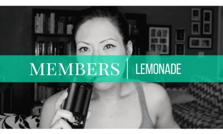 MEMBERS | Stoner Sesh | lemonade