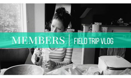 MEMBERS | Ditl #1 Field Trip Day!