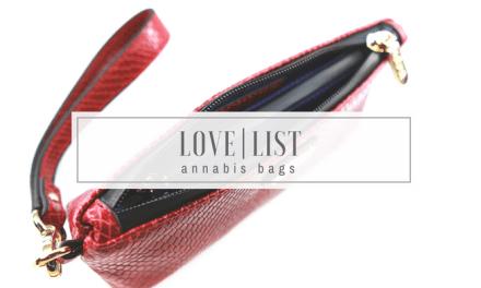 Love List | Annabis: Luxury Handbags for Stoners
