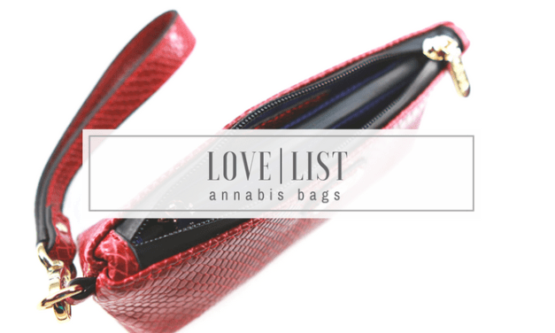 Love List | Annabis: Luxury Handbags for Stoners