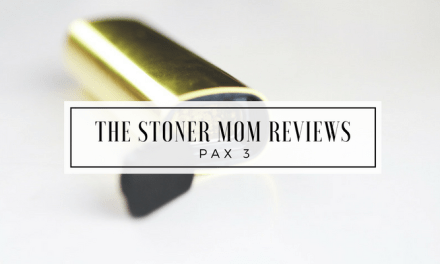 PAX 3 Review | The Stoner Mom Reviews