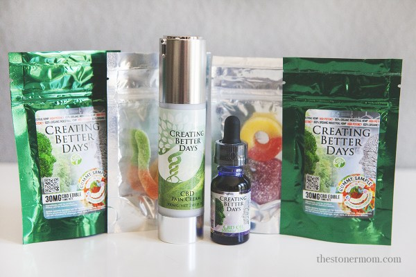 creating better days giveaway
