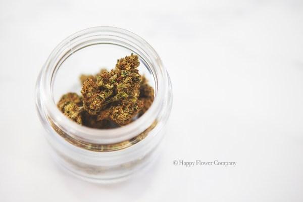 Happy Flower Company hemp flower