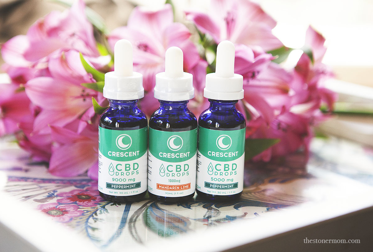 Crescent Canna Review + Huge CBD Giveaway!