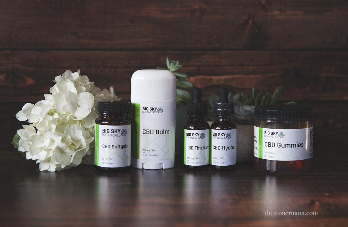 CBD Giveaway! | Try Big Sky Botanicals