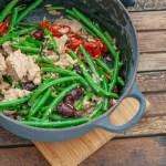 'Plan-B' Green Bean Nicoise Bowls