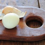 simple easy peel boiled eggs