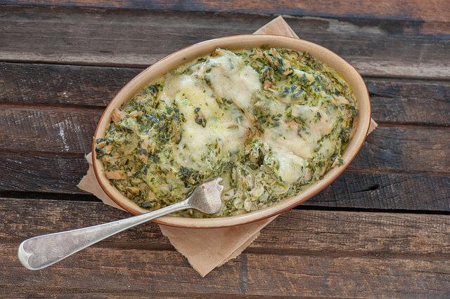 Cheesey-Tuna-Spinach-Bake-Recipe