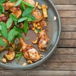 Lime & Chipotle Chilli Chicken