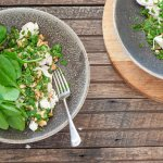 Parsley Walnut Salsa