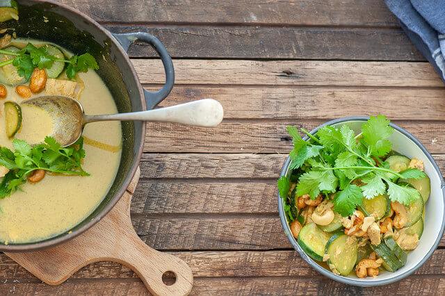 Quick Tuna Curry Bowls