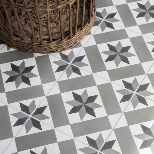 Chelsea Encaustic Tiles