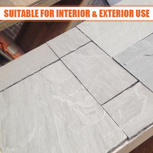 Steel Grey Sandstone