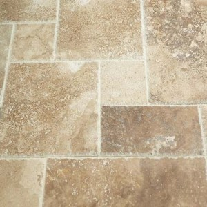 Rustic Brushed & Chipped Travertine