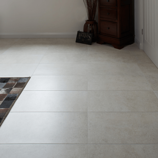 Isle Porcelain Perla modern tiles close up