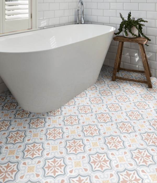 Modella Guba Porcelain Bathroom Tiles