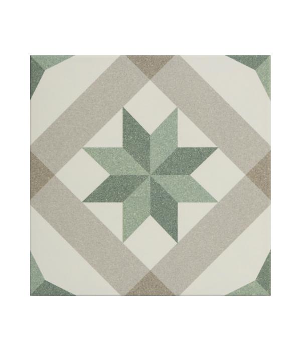 Moroccan Impressions Joya Green Tile