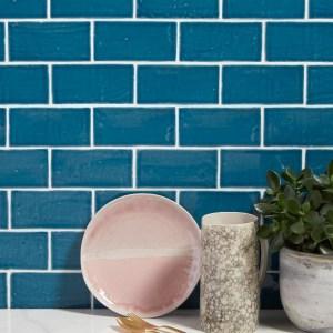 Seaton Ceramic Deep Sea On The Wall
