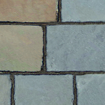 Natural Yorkstone block pavers