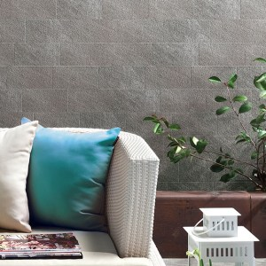 porcelain wall cladding tiles from the Mattoni Range