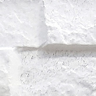 White porcelain wall cladding tile
