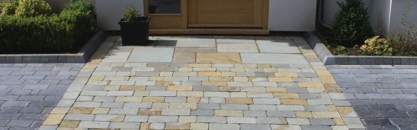 natural york stone patio pavers