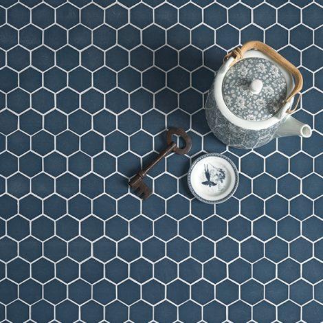 porcelain wall or floor mosaic tiles