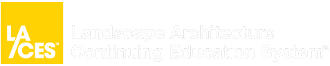 Landscape Architecture Continuing Education System logo