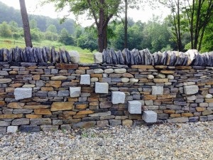 Master Feature: dry stone Step Stile