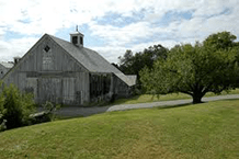 The 1862 Cow Barn Home of The Stone Trust Center
