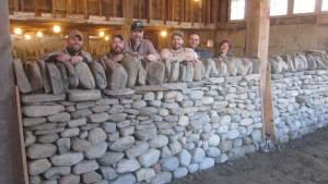 dry stone wall workshop