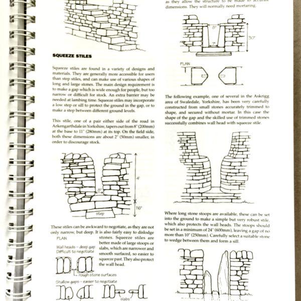 dry stone walling handbook