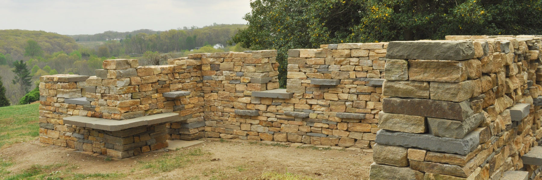 How To Build Walls The Stone Trust