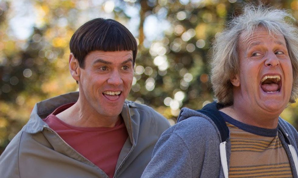 Dumb and Dumber Characters