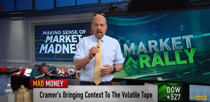 Jim Cramer Bear Stearns