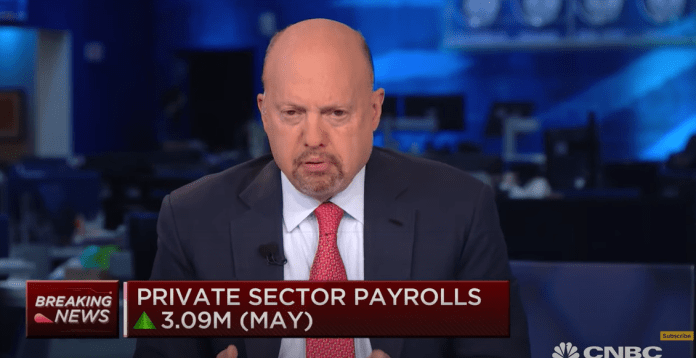 Jim Cramer Sacrifice